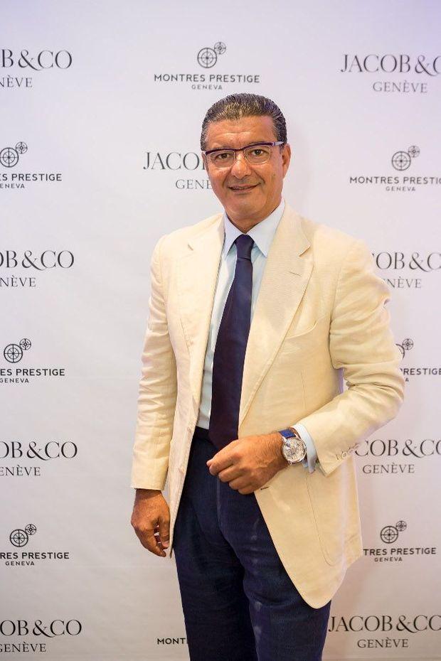 Jacob Arabo