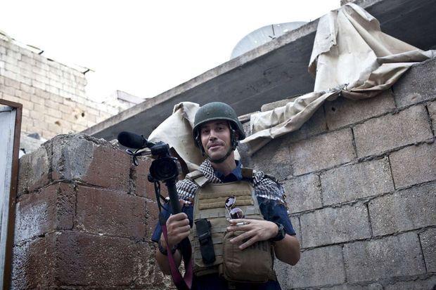 James Foley a été enlevé en Syrie le 22 novembre 2012.