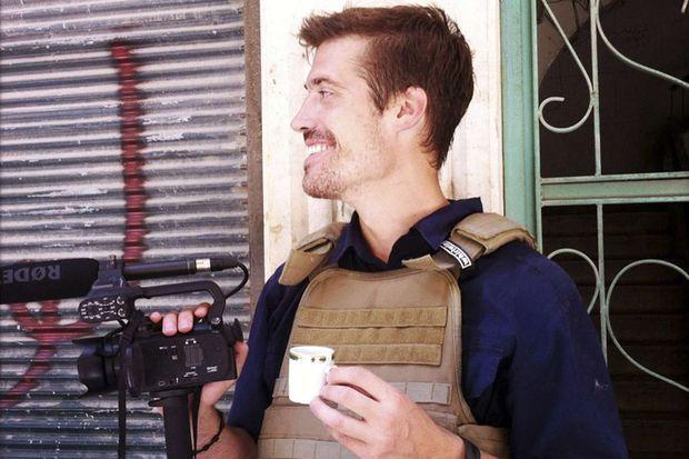 James Foley, enlevé en Syrie le 22 novembre 2012, avait 40 ans.