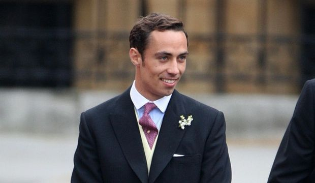 James Middleton-