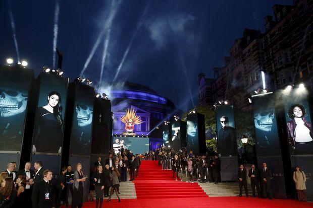 Le Royal Albert Hall de Londres reçoit James Bond