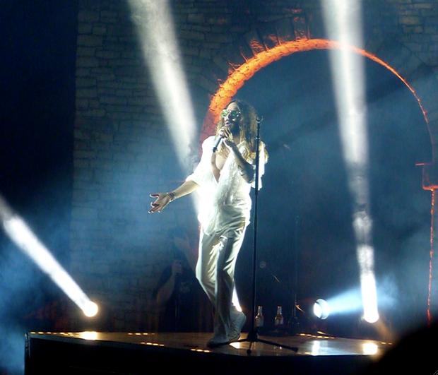 Jared Leto sur scène
