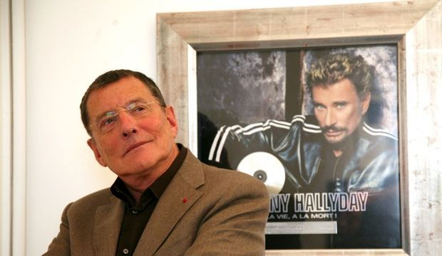 Jean-Claude Camus Johnny Hallyday-