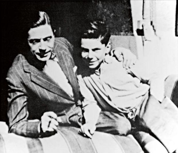 Jean et pascal Jardin-