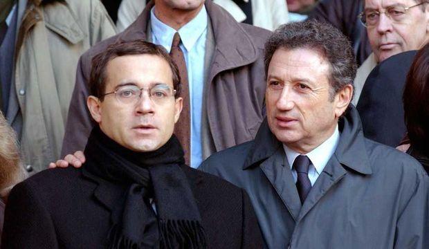 Jean-Luc Delarue et Michel Drucker e, 2002-
