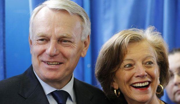 Jean-Marc Ayrault Brigitte Législatives-