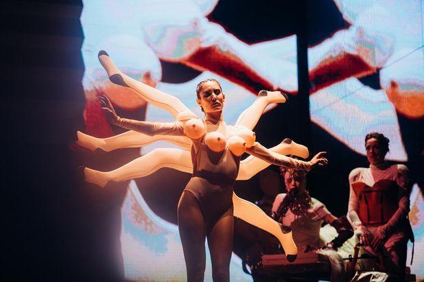 Le «Fashion Freak Show» de Jean Paul Gaultier.