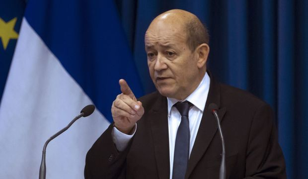 Jean-Yves Le Drian-
