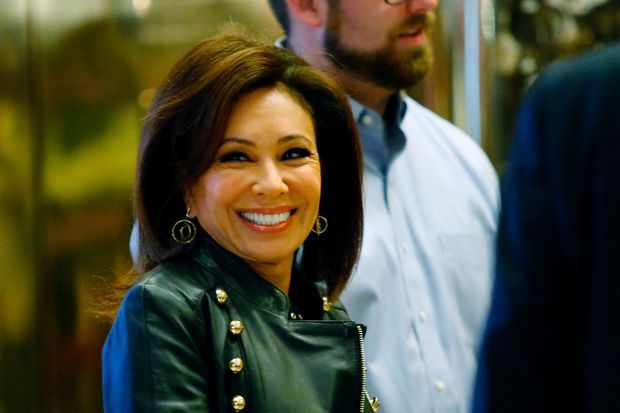 Jeanine Pirro, magistrate et animatrice sur Fox News.