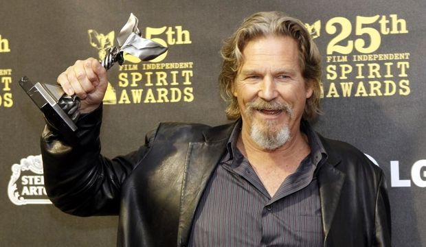 Jeff Bridges au Film Independent Spirit Awards-