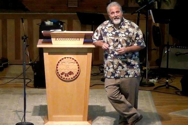 L'Américain Jeffery Woodke, ici en 2014 en Californie, dirigeait une association pastorale sans prendre part à des activités de prosélytisme religieux