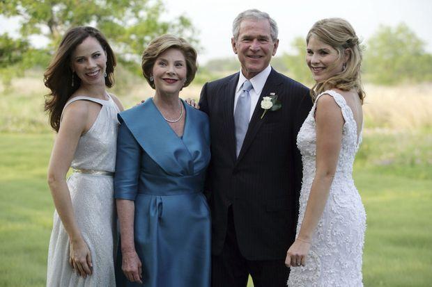Shealah Craighead avait pris les photos au mariage de Jenna Hager, une des filles de l'ancien président George W. Bush.