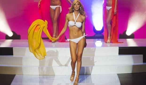 Jenna Talackova, reine de beauté transexuelle -