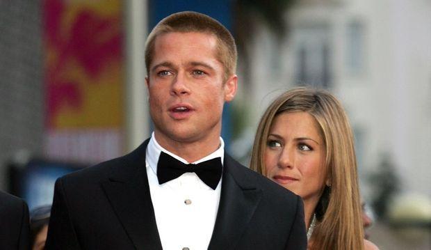 Jennifer Aniston Brad Pitt-