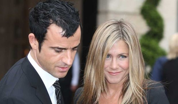 Jennifer Aniston et Justin Theroux-