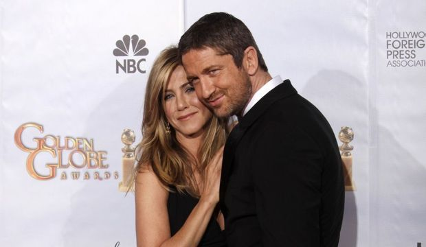Jennifer Aniston Gerard Butler-