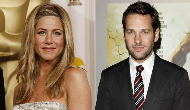 Jennifer Aniston Paul Judd-