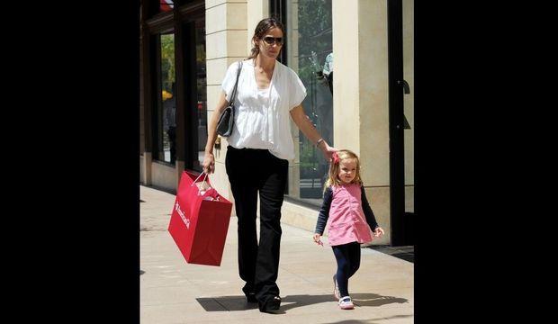 Jennifer Garner enceinte-