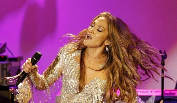 Jennifer Lopez carousel bal-