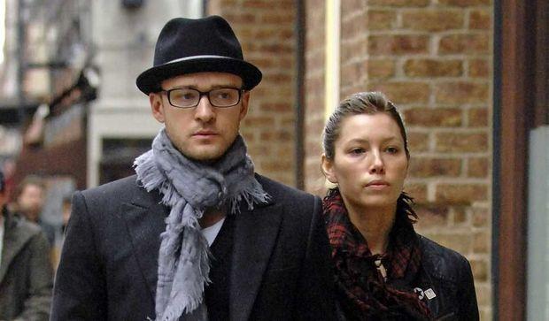 Jesisca Biel et Justin Timberlake, -