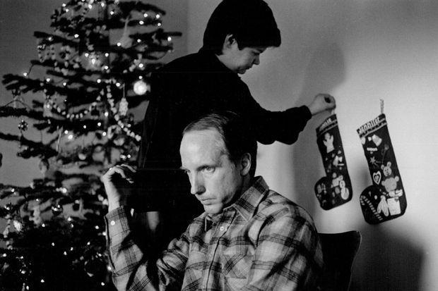 Jim et Gloria Matthews, chez eux en décembre 1984, après la disparition de Jonelle.