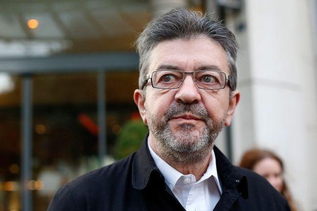 Jean-Luc Mélenchon en août 2015