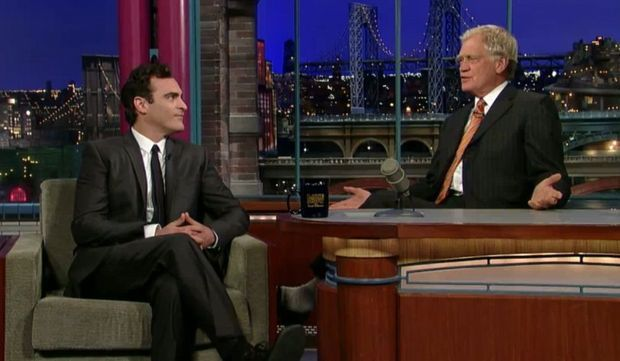 Joaquin-Phoenix-et-David-Letterman-