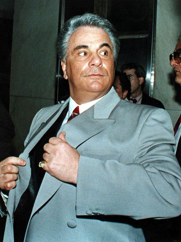 John Gotti en 1990.