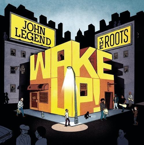 John Legend Roots-