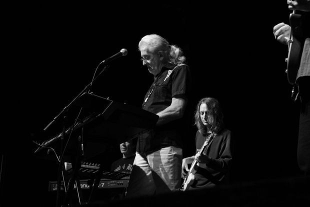 John Mayal Groupe-