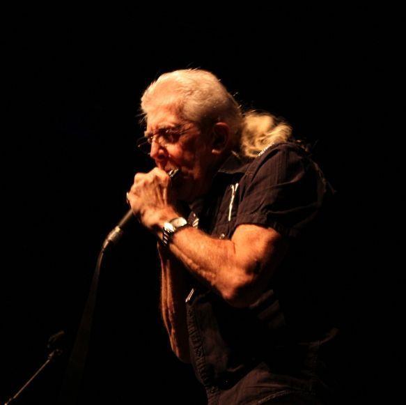 John Mayall harmonica-