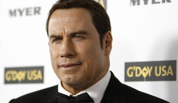 John Travolta-