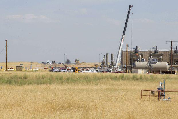 C'est sur ce site de construction qu'ont été découverts les os de Jonelle, en juillet dernier.