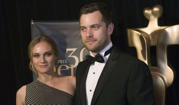 Joshua Jackson et Diane Kruger aux Prix Genie (ou Genie Awards)-