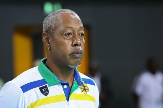 Jackson Richardson, ici à Libreville en 2018.