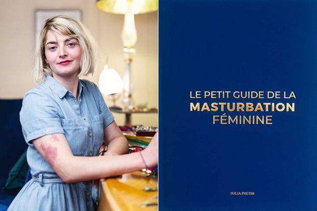 Julia Pietri, du compte @gangduclito. Elle a écrit et auto-édité «Le petit livre de la masturbation féminine».