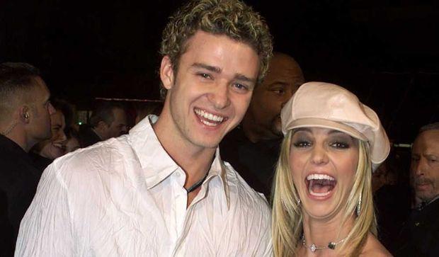 Justin Timberlake et Britney Spears-