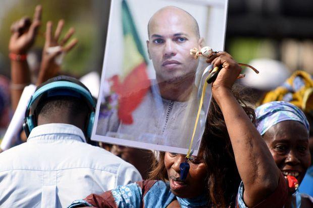 Karim Wade était incarcéré à Dakar depuis avril 2013
