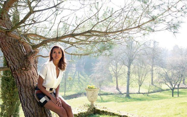 Karine présente « L'amour est dans le pré » depuis 2010 et n'est pas lassée : « Je me sens utile. »