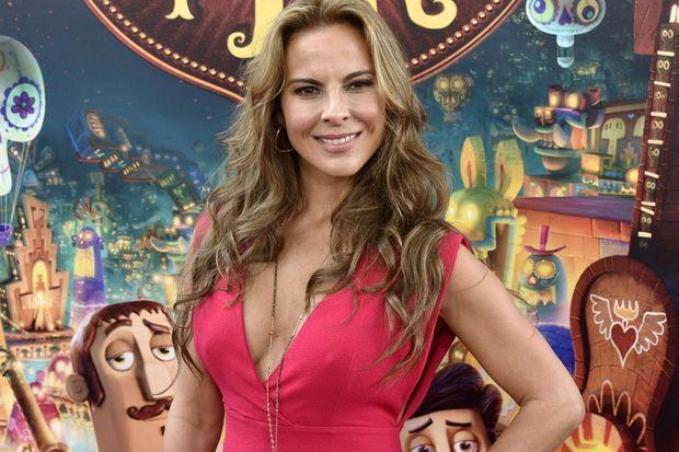 L'actrice Kate Del Castillo.