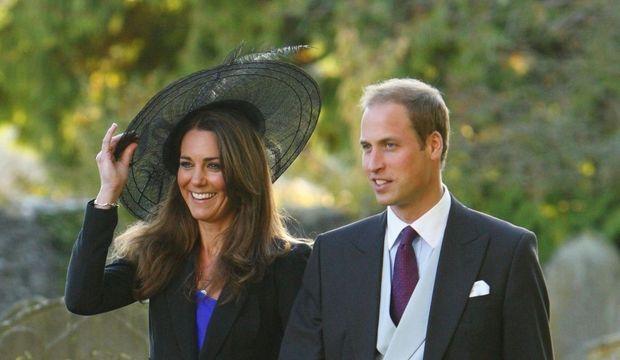Kate et le Prince William-