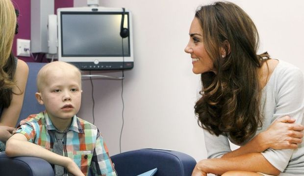 Kate Fabian enfant leucémie 9 ans-