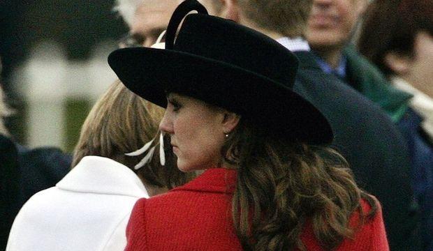 Kate Middleton-Kate Middleton, courses