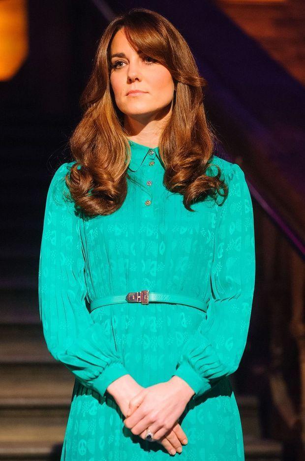 La duchesse Catherine de Cambridge à Londres, le 27 novembre 2012