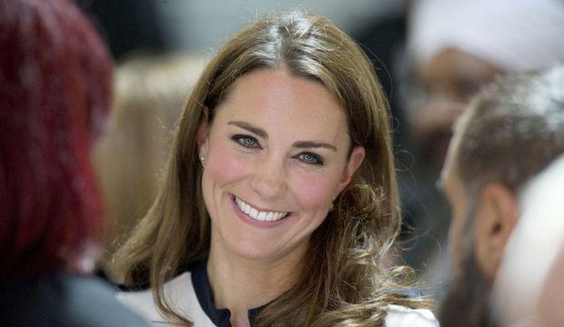 Kate Middleton sourire-