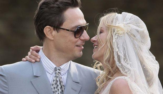 Kate Moss Jamie Hince mariage -