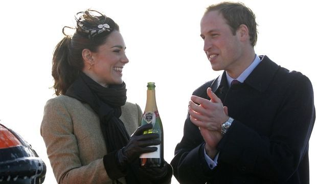 kate william champagne-