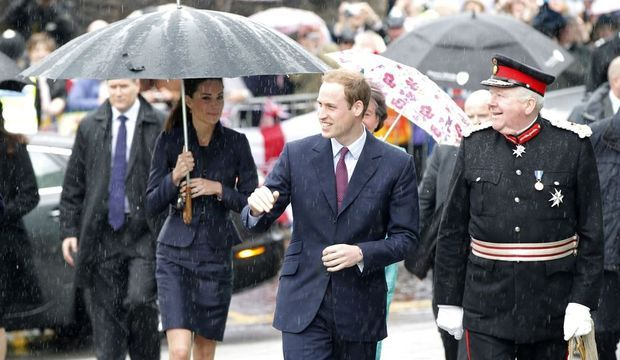 Kate-William-Kate-William-pluie-Lancashire-