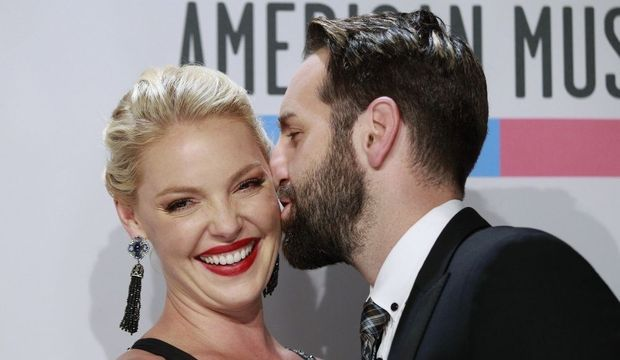 Katherine Heigl Josh Kelley-
