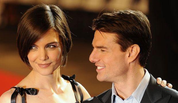 Katie Holmes et Tom Cruise -